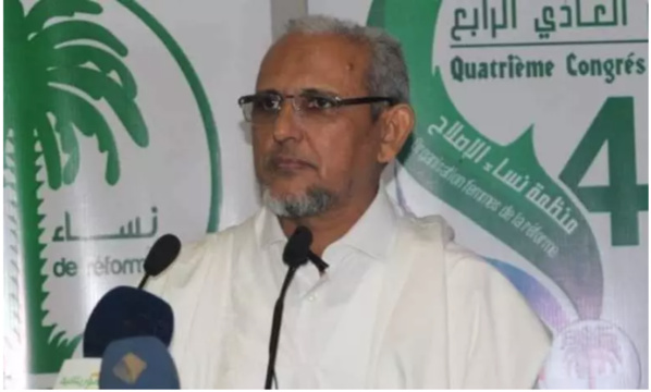 Le parti Tewassoul appelle à l'organisation d'un dialogue national