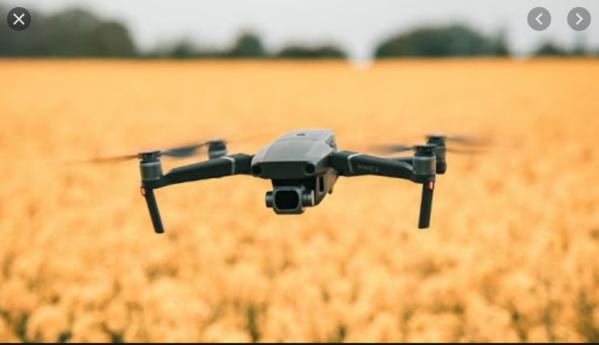 Formation sur l'utilisation des drones dans la lutte antiacridienne