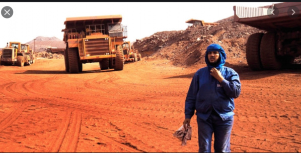 Forte contribution du fer et du cuivre dans la hausse des exportations