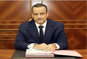 Le ministre des Affaires étrangères regagne Nouakchott en provenance de Doha