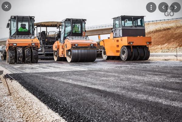 ETER a entamé la réhabilitation de certains axes routiers de l'intérieur