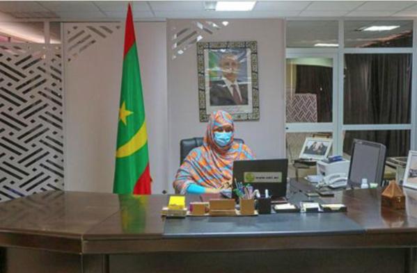 La ministre du Commerce prend part à une réunion de ministres africains du commerce