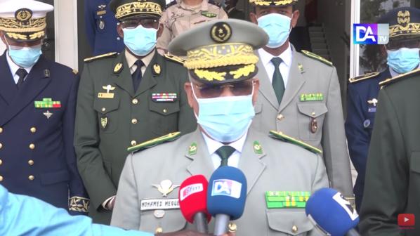 Les armées sénégalaises et mauritaniennes s'unissent et renforcent leur coopération