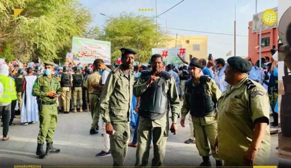 Mauritanie : la police disperse une manifestation demandant l'instauration de la sécurité