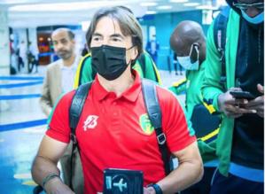 Coupe Arabe 2021 : Corentin Martins fixe les objectifs de la Mauritanie