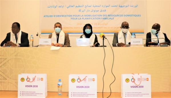 Mobilisation des ressources domestiques pour la Planification familiale, un problème de coordination et d'utilisation des ressources
