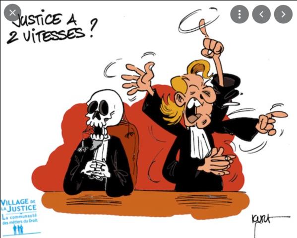 L'emprisonnement de l'ancien Président est une affaire de la justice et ne concerne point l'exécutif