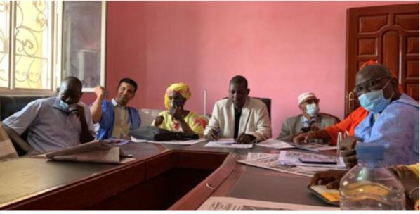 Communiqué de presse :Election du Président et du Bureau Exécutif de la section UPF-Mauritanie