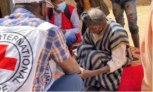 Le comité international de la croix-rouge (CICR) apporte son appui aux populations de Bassiknou pour faire face à la période de soudure