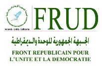 Le Mouvement Des Jeunes Réformistes (MJR): Déclaration
