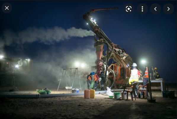 Pourquoi L'Etat laisse-t-il les orpailleurs paralyser la mine d'or de Tirex où l'Etat a 15% ?