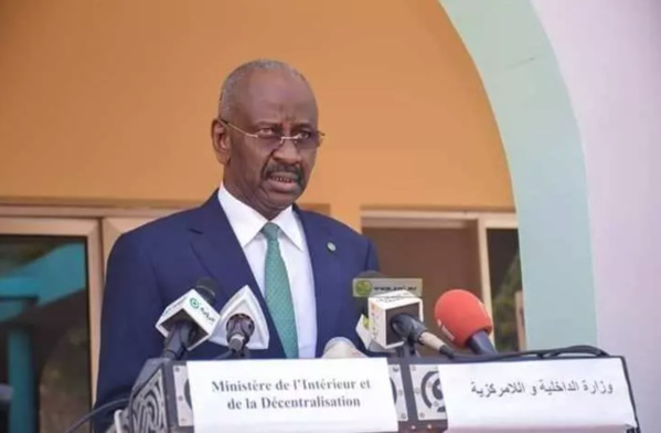 Le ministre de l'intérieur aux familles des employés d'ATTM enlevé au Mali : « nous déploierons tous les efforts pour les libérer »