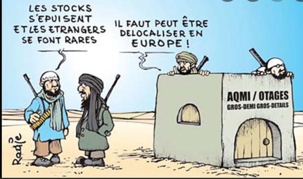 Les otages mauritaniens du chantier de l'ATTM libérés et remis aux autorités mauritaniennes