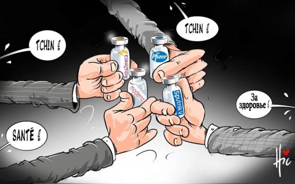 Des précisions du ministère de la santé à propos du vaccin Astrazeneca