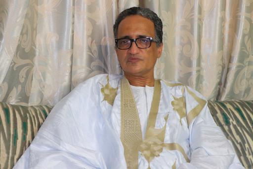 À propos du Président par Isselkou Ahmed Izidbih