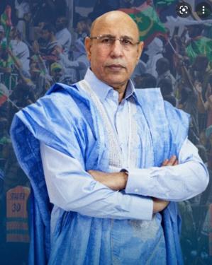Deuxième anniversaire de Ghazouani au pouvoir : campagne de communication de l'UPR