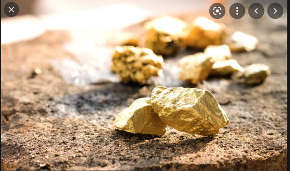 MAADEN MAURITANIE sollicite l'accord pour la prospection aurifère dans quatre nouvelles régions du pays