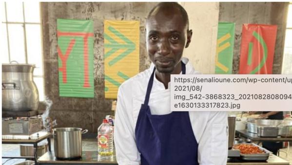 Un cuisinier mauritanien au festival du couscous à Marseille