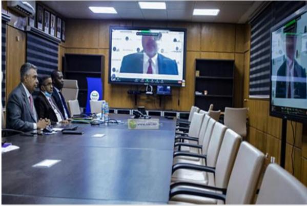 Le Gouverneur de la Banque centrale de Mauritanie prend part à la 6ème session de l'AGA de l'AFI