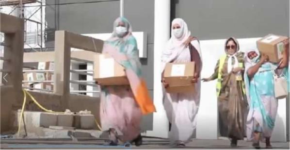 La BAM évalue sa campagne de distribution de kits alimentaires