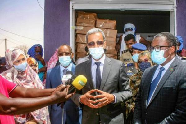 Le ministre des Pêches visite la Société nationale de distribution du poisson pour s'assurer de réduction des prix