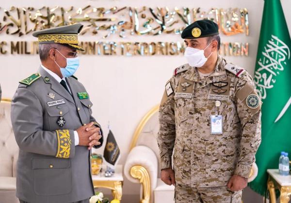 La chef des Armées mauritaniennes achève sa visite en Arabie saoudite