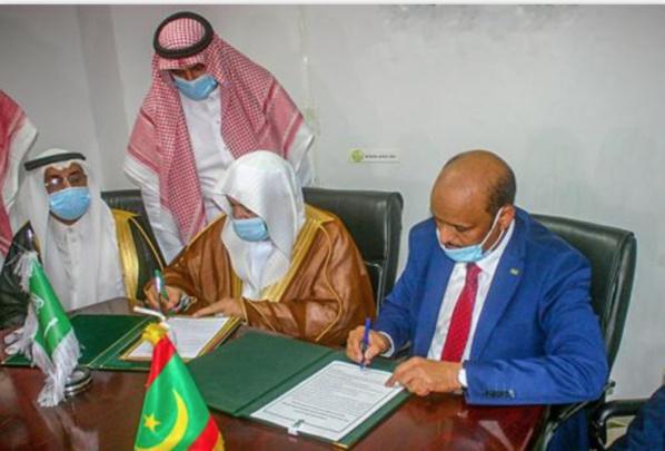Signature du procès-verbal du programme exécutif du protocole d'accord RIM – Arabie Saoudite de 2018