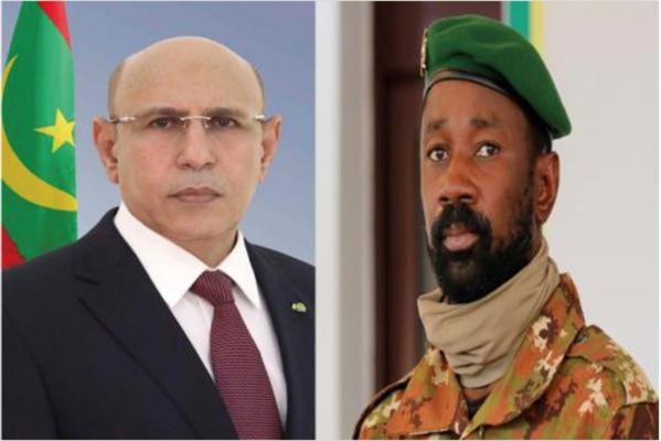 Le Président de la République félicite le Président malien