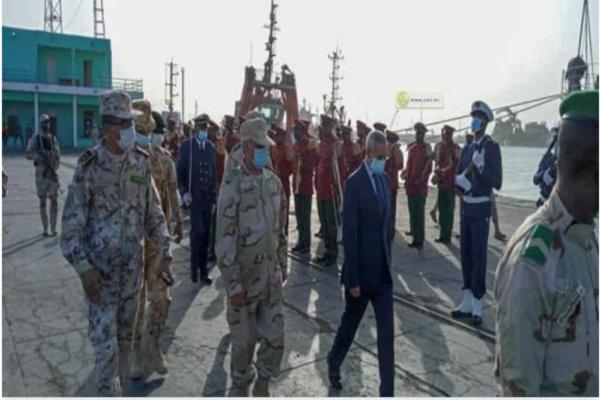 Lancement de la manœuvre militaire conjointe «Bouclier des côtes»