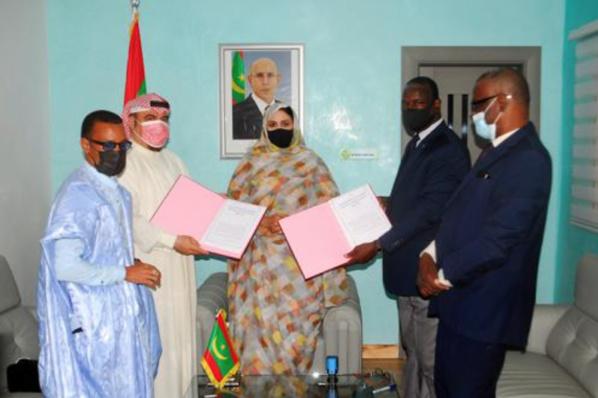 Le ministère de l'Action sociale et l'Union arabe pour la solidarité sociale signent un protocole d'accord