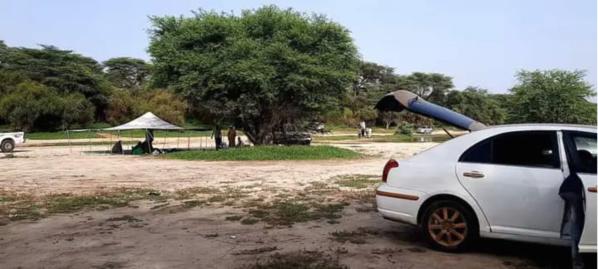 R'Kiz : le site touristique de JOKHA a été fermé