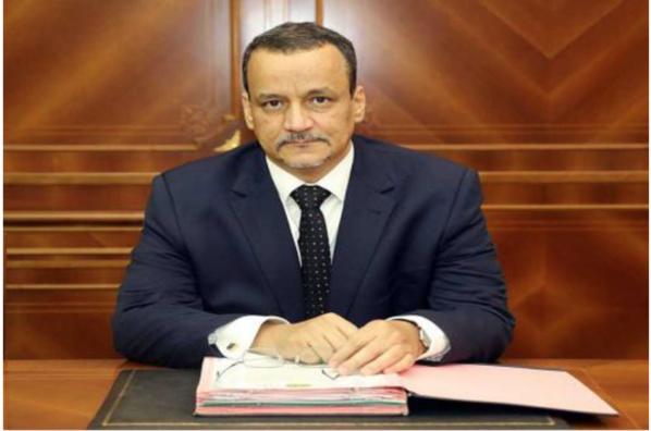 Le ministre des Affaires étrangères préside une réunion avec les représentants des Mauritaniens résidents aux États-Unis et au Canada