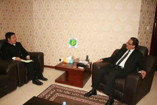 Guerre diplomatique : la Chine obtient de la Mauritanie une position officielle contre les alliés des USA en mer de chine...