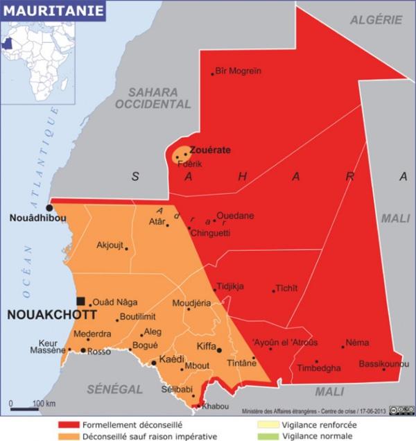 Tourisme/Adrar : la zone rouge n'a plus sa raison d'être