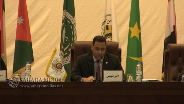 Le ministre de l'économie et des finances : la Mauritanie met ses ressources à la disposition des pays arabes
