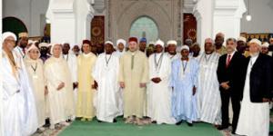 Le Maroc exagère : fier de la Mauritanie, de la Tunisie et de l'Egypte...