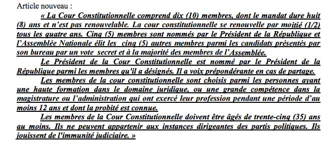 République monarchique : analyse des aménagements constitutionnels que propose l'UPR...