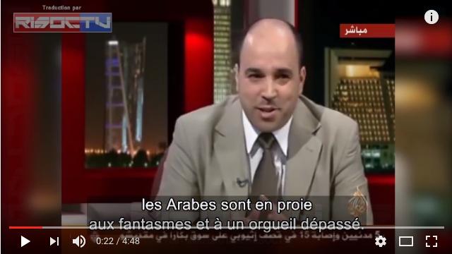 Terrible humour d'un écrivain algérien sur l'état des arabes...