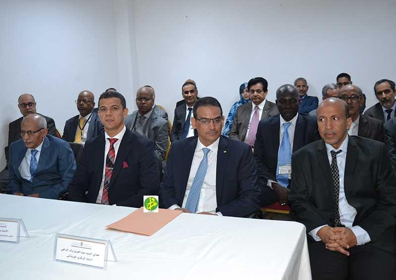 Le gouverneur de la BCM souligne que la finance islamique a connu un développement remarquable en Mauritanie
