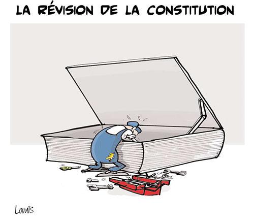 Mauritanie : la révision  constitutionnelle   entre  conformité  et  forcing