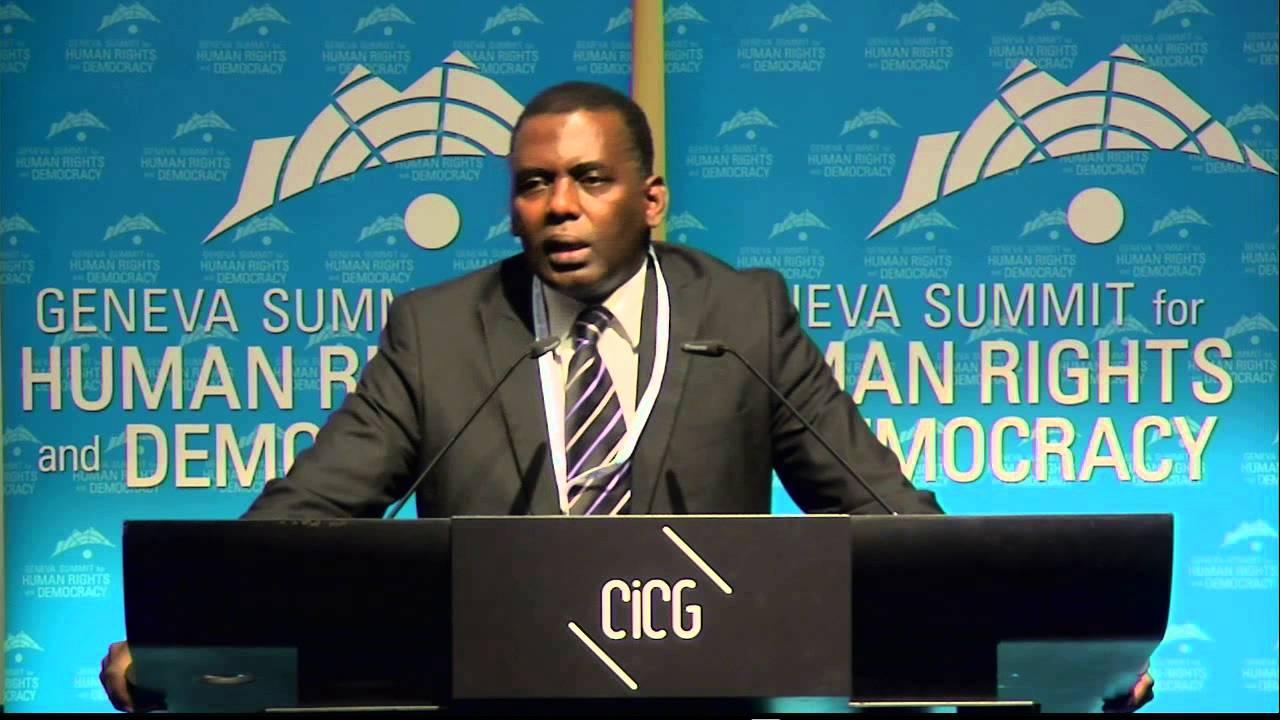 Communication de Birame à la 9ème session du Geneva SUMMIT