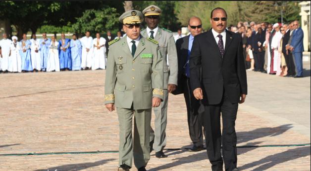 Voilà pourquoi Ghazouani ne sera pas président après Aziz...