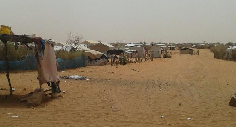 Camp de Mberra : « Deuxième ville de Mauritanie »