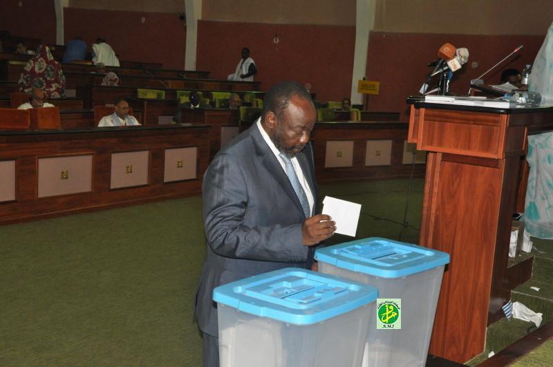 L'Assemblée Nationale adopte le projet de loi constitutionnelle portant révision de la constitution du 20 juillet 1991