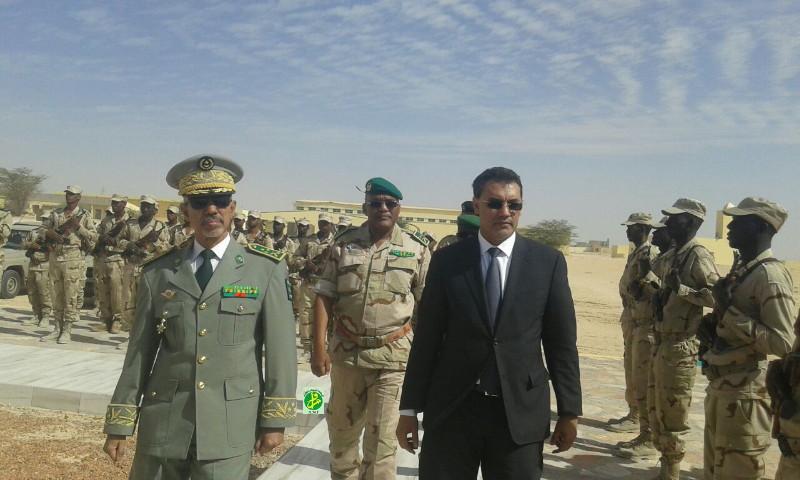 """Nouadhibou : Fin de l'exercice militaire multi-Etats """" Flintlok 2017 """""""