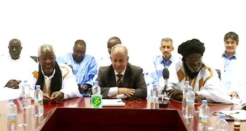 Réunion du haut comité chargé du suivi de l'exécution des résultats du dialogue national inclusif