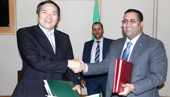 Les échanges commerciaux mauritano-chinois ont atteint 1,6 milliard de dollars