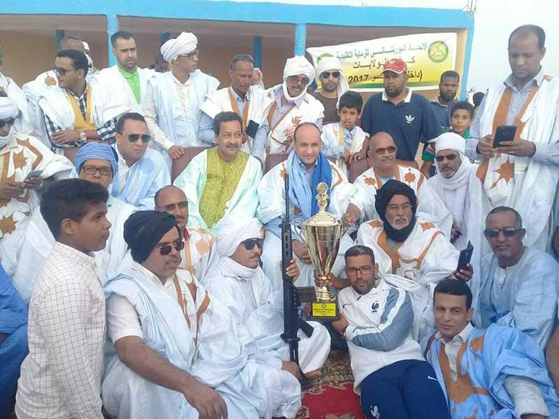 Clôture du tournoi du Tir à la cible traditionnelle à Nouadhibou