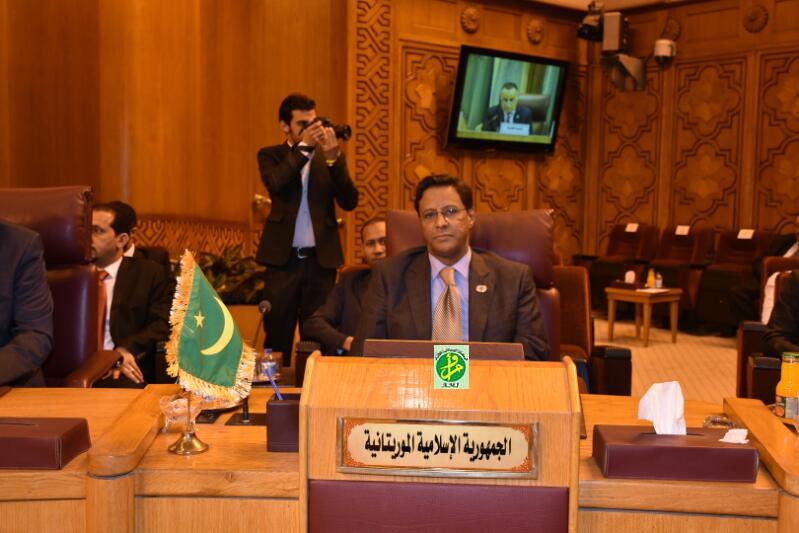 La Mauritanie participe à la 40eme session du conseil des ministres arabes de la jeunesse et des sports