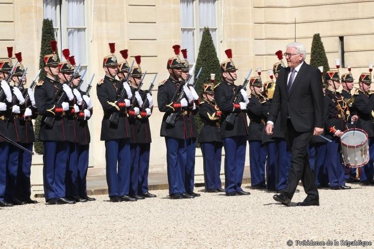 M. Frank-Walter STEINMEIER, Président de la République fédérale d'Allemagne